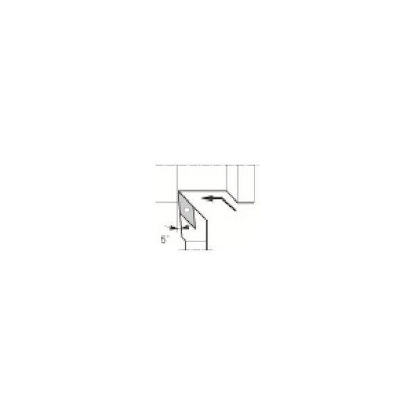 【全品P5倍~10倍】外径加工用ホルダ 京セラ PVLNL2525M16Q-2039