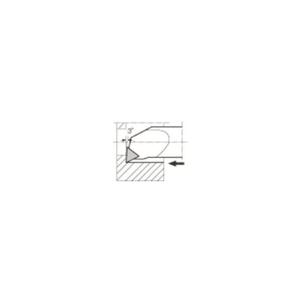内径加工用ホルダ 京セラ S25XCTUPR1634-2039