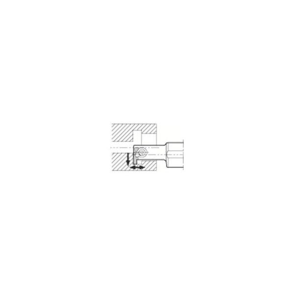 【全品P5倍~10倍】溝入れ用ホルダ 京セラ GIVR25322C-2039