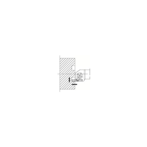 溝入れ用ホルダ 京セラ GFVR2525M351B-2039