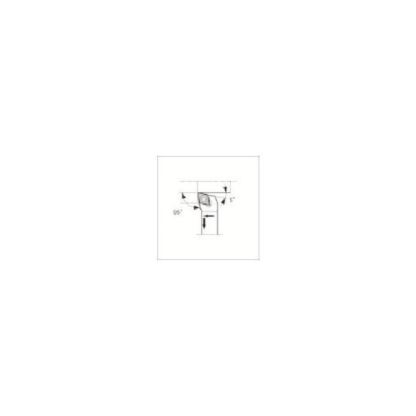 スモールツール用ホルダ 京セラ SCLCL1212H09-2039