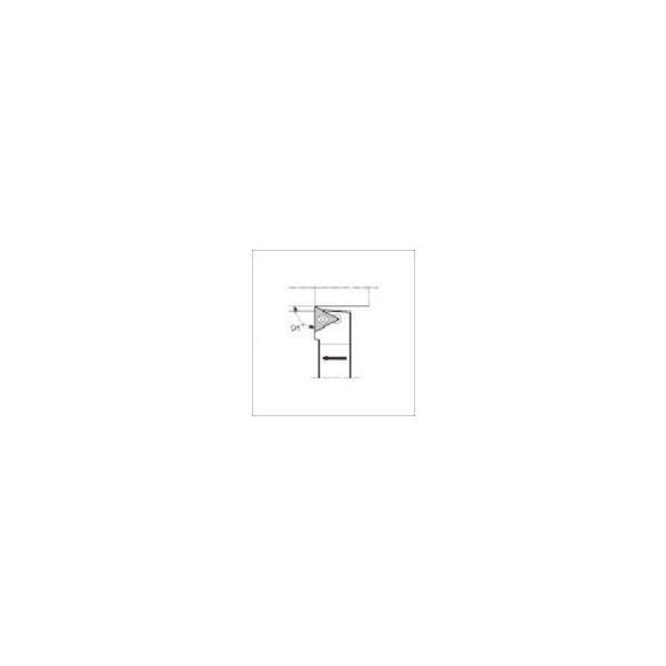 【全品P5倍~10倍】スモールツール用ホルダ 京セラ STGCL1212H11-2039