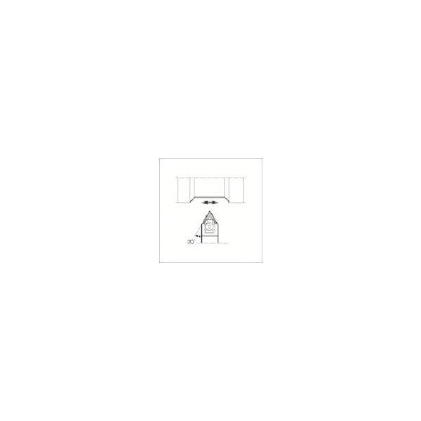 外径加工用ホルダ 京セラ WTENN2020K16N-2039