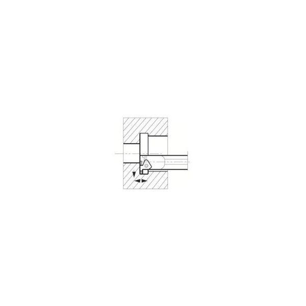 溝入れ用ホルダ 京セラ KGIAR5140B3-2039