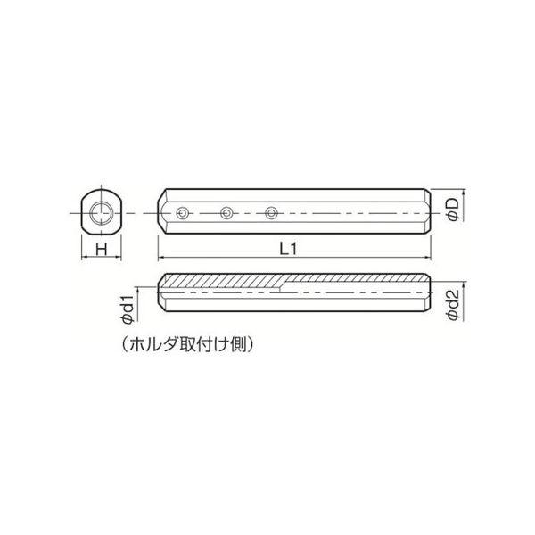 内径加工用ホルダ 京セラ SH0820120-2039