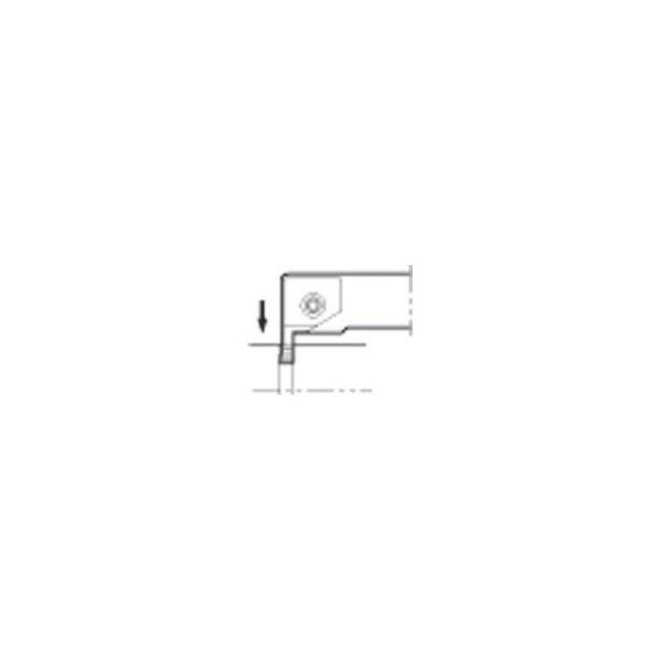 【全品P5倍~10倍】溝入れ用ホルダ 京セラ KGHSL2525M4-2039
