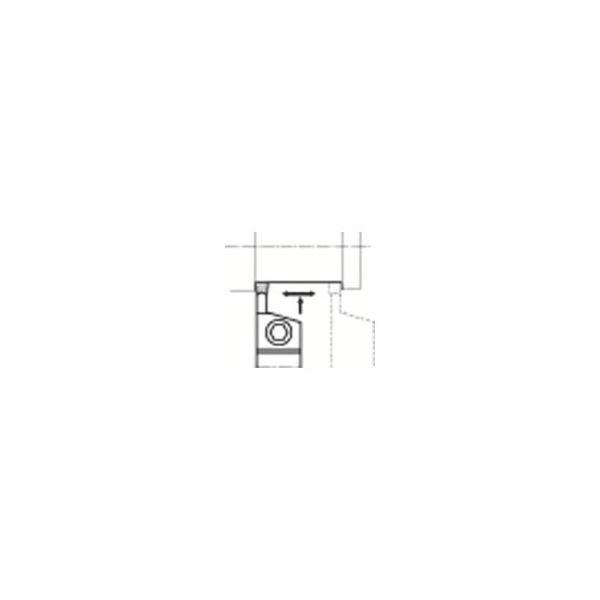 溝入れ用ホルダ 京セラ KGML2525M3-2039