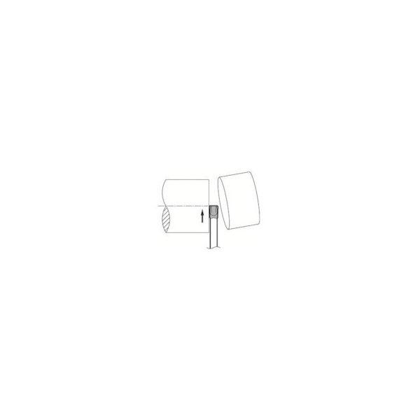【全品P5倍~10倍】突切り用ホルダ 京セラ KTKHL2020K4S-2039
