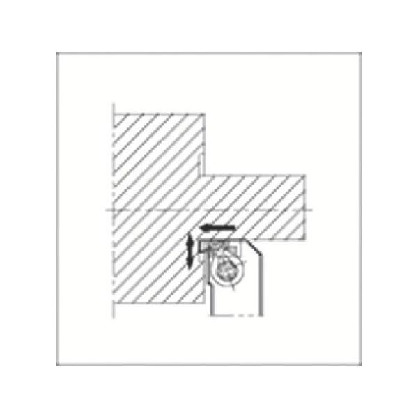 溝入れ用ホルダ 京セラ GFVTR2020K08AA-2039