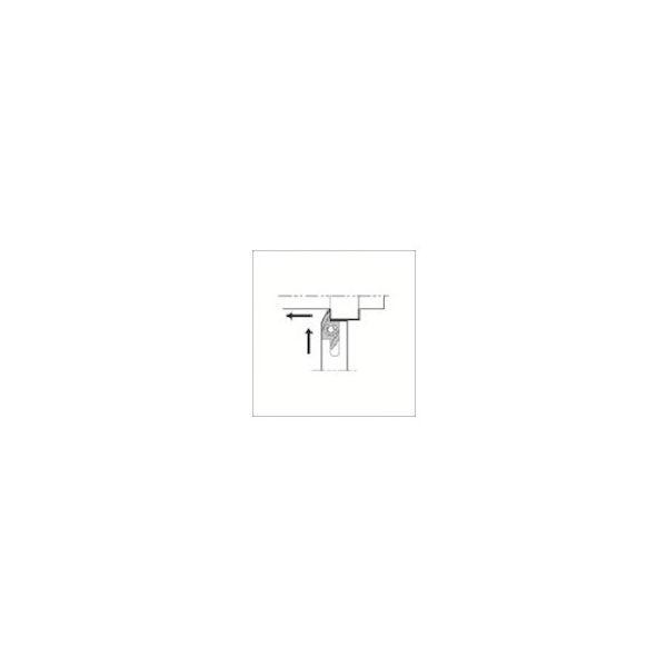 スモールツール用ホルダ 京セラ SABSR1212F40F-2039