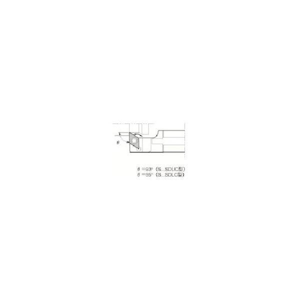 【全品P5倍~10倍】スモールツール用ホルダ 京セラ S16FSDLCL07-2039