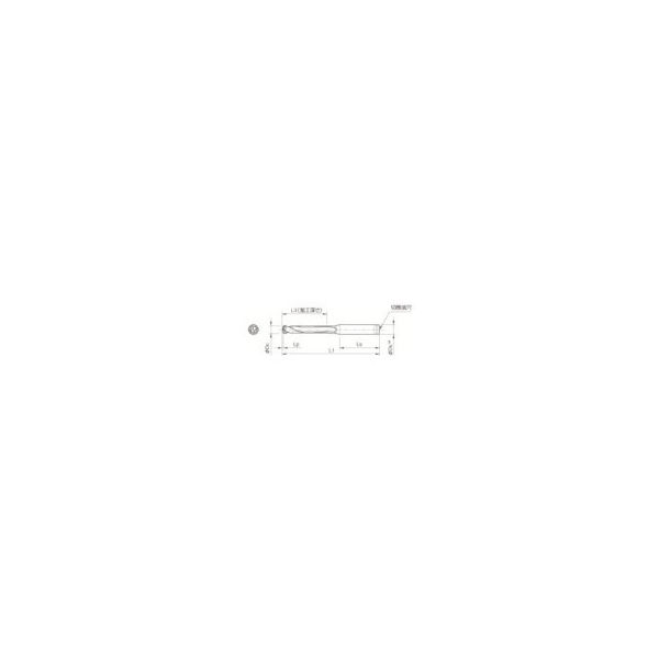ドリル用ホルダ 京セラ SS12DRC115M5-2039
