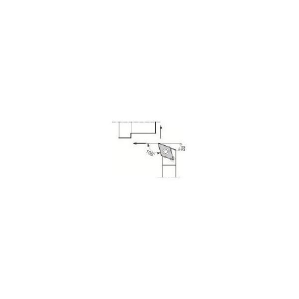 【全品P5倍~10倍】スモールツール用ホルダ 京セラ SDXCR1616JX11-2039