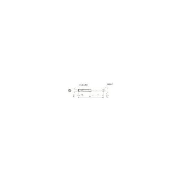 【限定特価】 ドリル用ホルダ PLOTS 京セラ SS25DRC220M3-2039:neut-DIY・工具