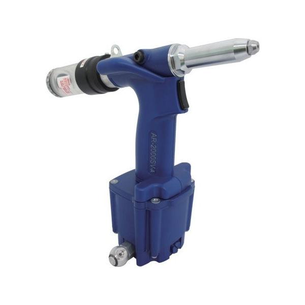 世界的に エビ AR2000SV PLOTS AR2000SV:neut リベッター吸引排出装置付-DIY・工具