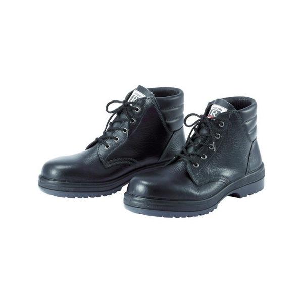 【全品P5倍~10倍】ラバーテック中編上靴 26.0cm ミドリ安全 RT92026.0-7186