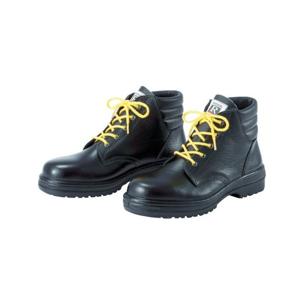 【全品P5倍~10倍】静電中編上靴 24.5cm ミドリ安全 RT920S24.5-7186