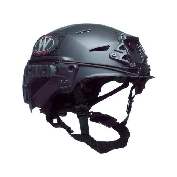 Exfil カーボンヘルメット Zorbiumフォームライナ TEAMWENDY 71Z21SB21-4501