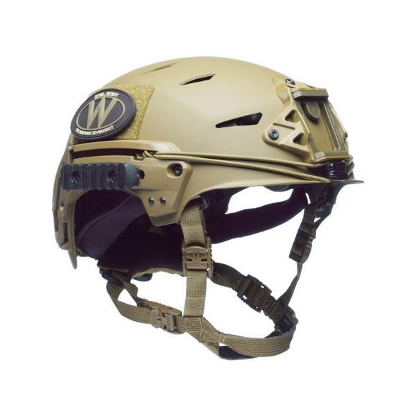 Exfil カーボンヘルメット Zorbiumフォームライナ TEAMWENDY 71Z32SB31-4501