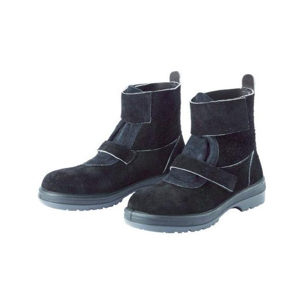 【全品P5倍~10倍】熱場作業用安全靴 RT4009 24.0CM ミドリ安全 RT400924.0-7186