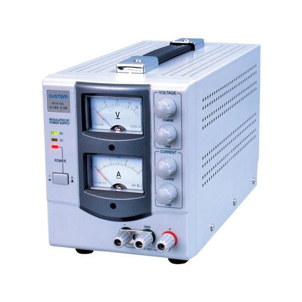 【保証書付】 PLOTS 直流安定化電源 AP3003:neut カスタム-DIY・工具