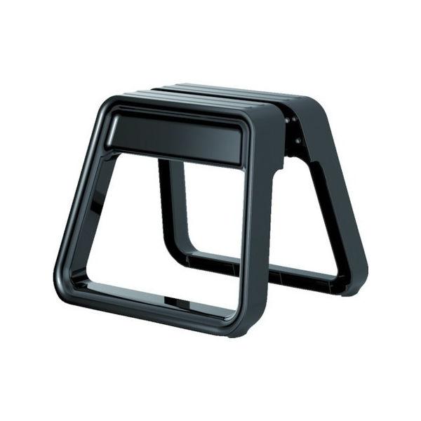 【全品P5倍~10倍】ピカ 樹脂製踏台 GEM STEP ブラック GEMSNCBK