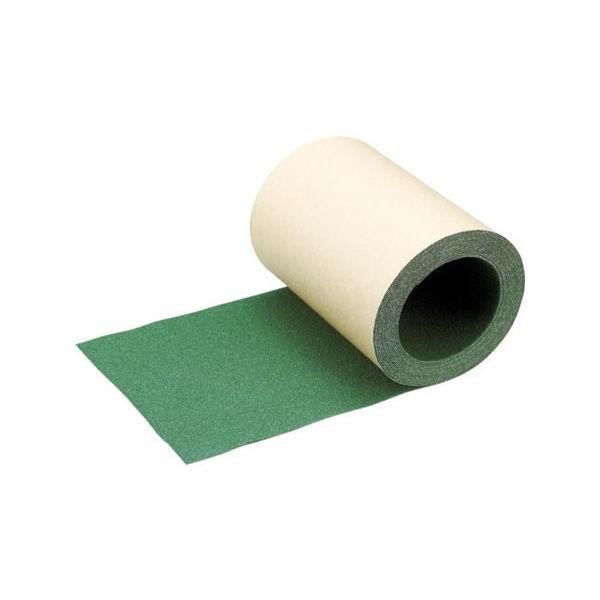 【全品P5倍~10倍】ノンスリップテープ 屋外用 150mmX10m 緑 TRUSCO TNS15010-3100