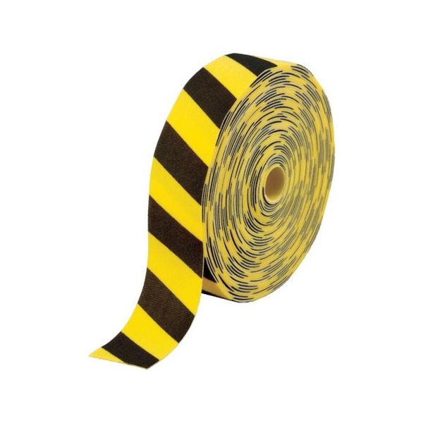マジックバンド結束テープ 両面 幅50mmX長さ15m トラ柄 TRUSCO MKT50150TR-3100