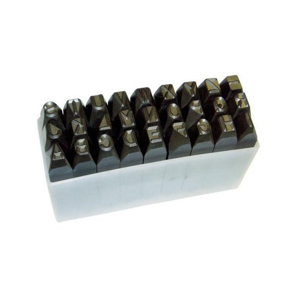 英字刻印セット 10mm TRUSCO SKA100-3100 トラスコ