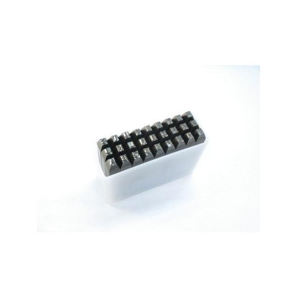 英字刻印セット 5mm TRUSCO SKA50-3100 トラスコ