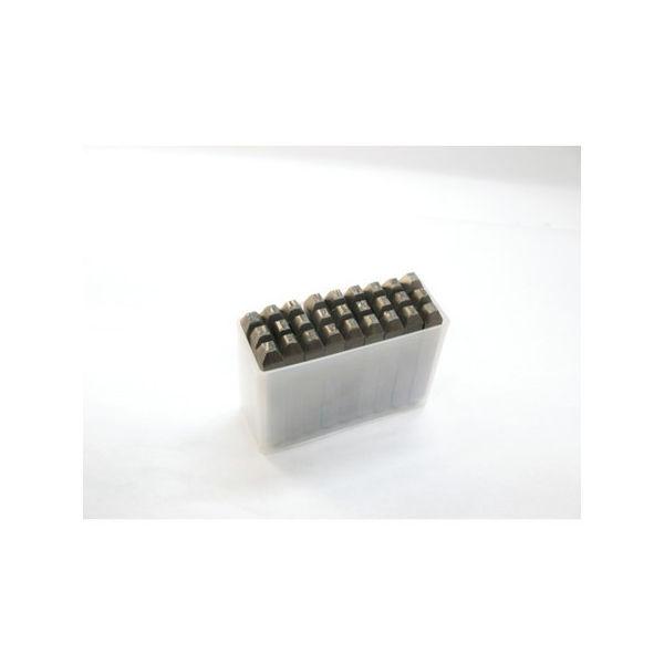 【全品P5倍~10倍】逆英字刻印セット 6mm TRUSCO SKC60-3100 トラスコ