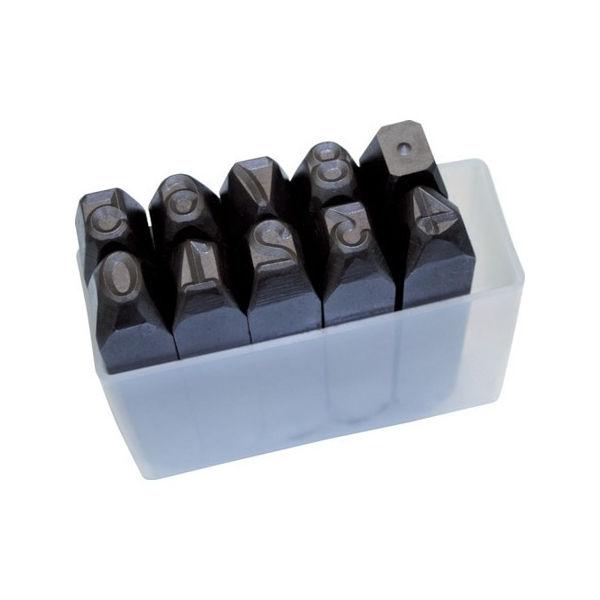 数字刻印セット 16mm TRUSCO SK160-3100 トラスコ