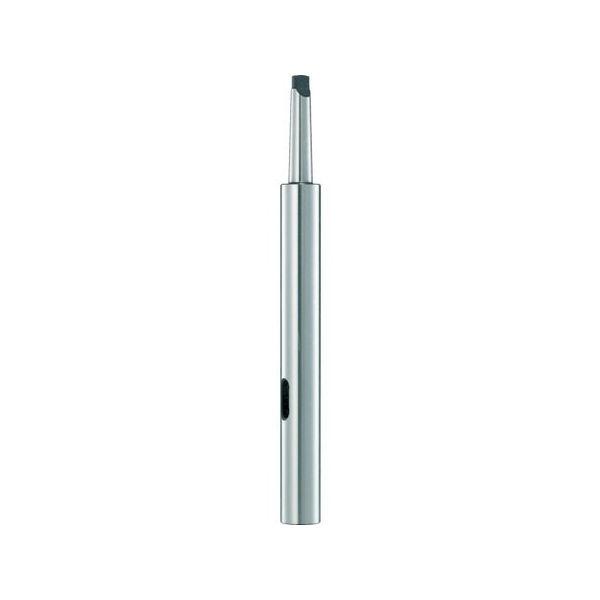 ドリルソケット焼入研磨品 ロング MT1XMT2 首下250mm TRUSCO TDCL12250-4500
