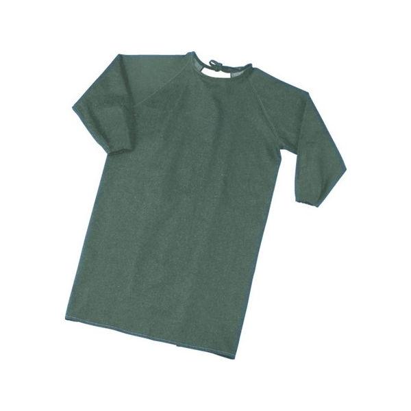 パイク溶接保護具 袖付前掛け LLサイズ TRUSCO PYRSMKLL-3100