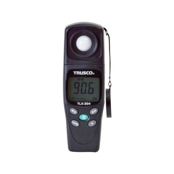 デジタル照度計 TRUSCO TLX204-4500 トラスコ