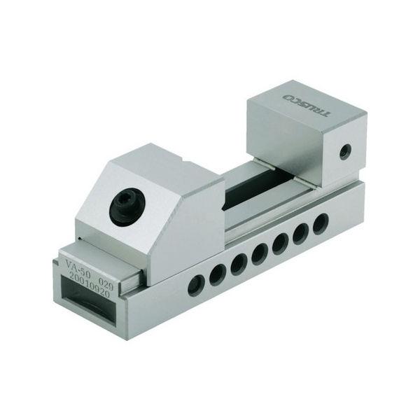 精密バイスAタイプ 50mm 浮き上がり防止構造タイプ TRUSCO VA50-3100