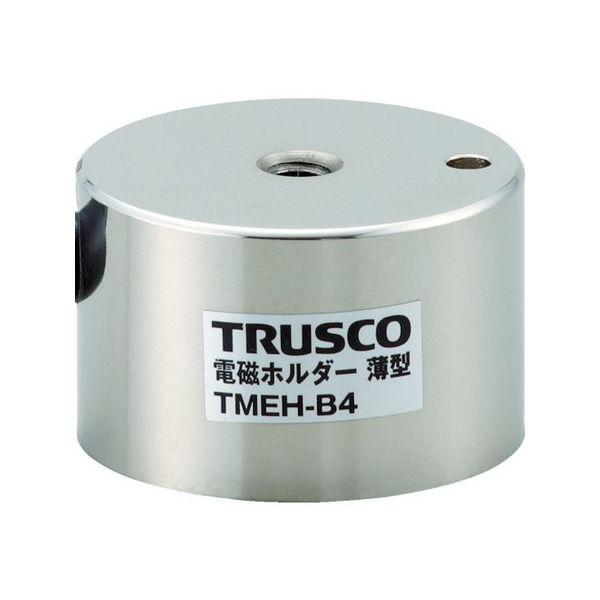 電磁ホルダー 薄型 Φ50XH40 TRUSCO TMEHB5-4500