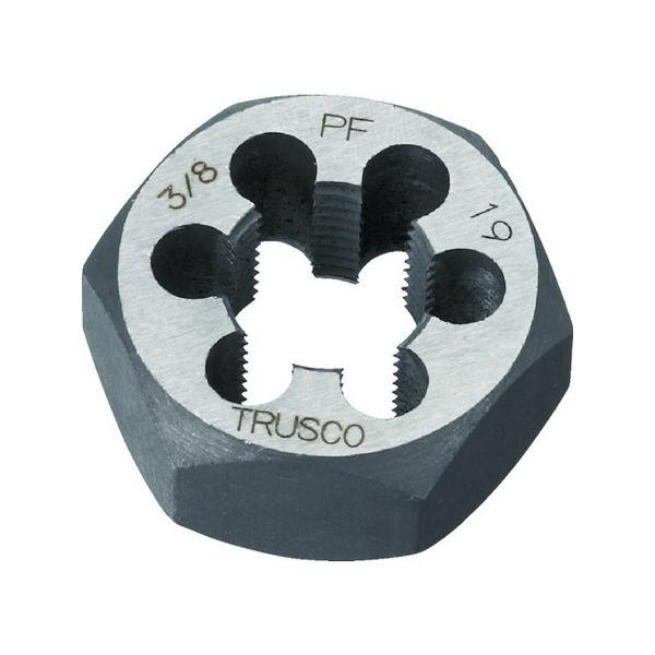【全品P5倍~10倍】六角サラエナットダイス PF1-11 TRUSCO TD61PF11-4500