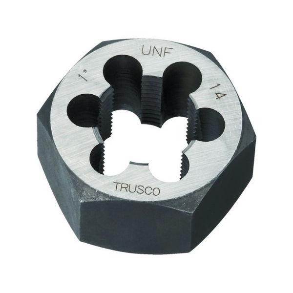 六角サラエナットダイス UNF1-14 TRUSCO トラスコ