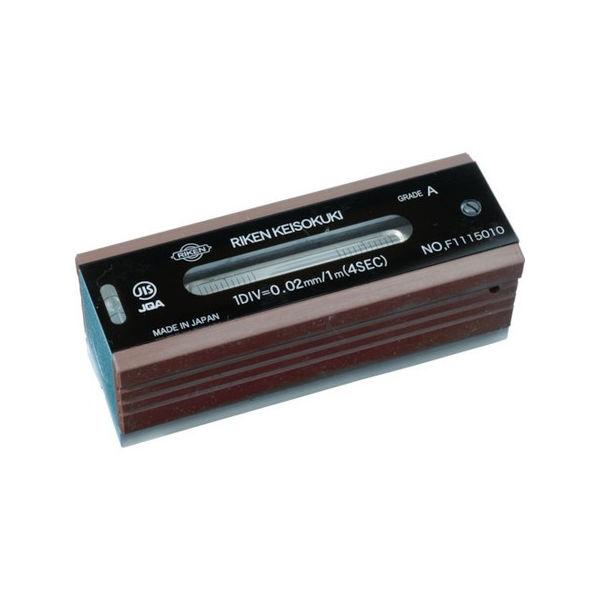 平形精密水準器 A級 寸法250 感度0.05 TRUSCO TFLA2505-4500