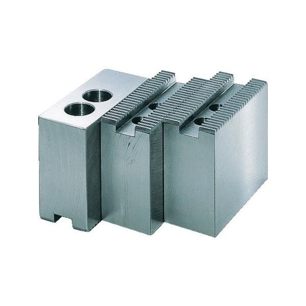 【全品P5倍~10倍】TRUSCO 高爪日鋼用 チャック10インチ H60mm HNK-10-60