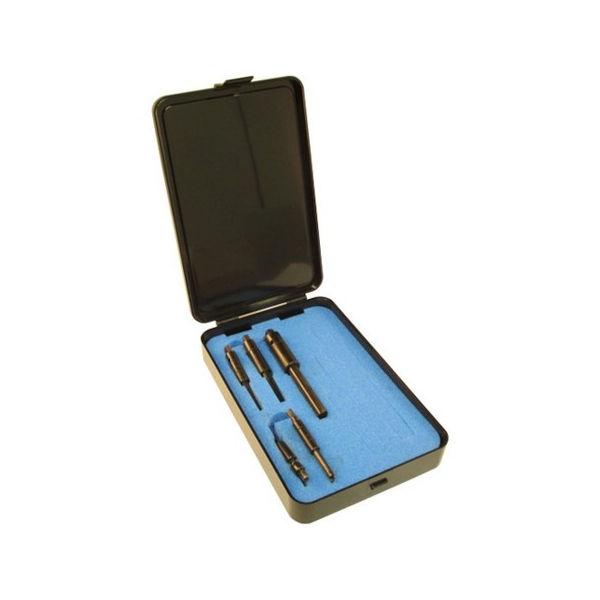折れ込みタップ除去工具セット 5本組 三本爪 TRUSCO トラスコ
