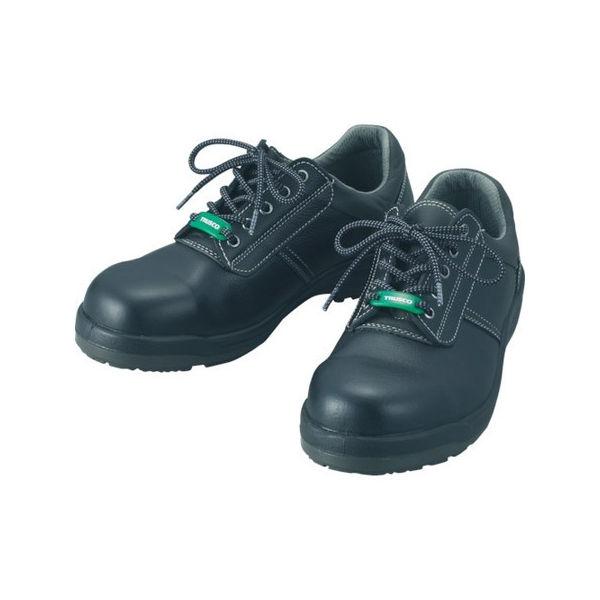 【全品P5倍~10倍】快適安全短靴 JIS規格品 27.5cm TRUSCO TMSS275-8539