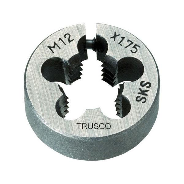 丸ダイス 63径 M30×3.5 (SKS) TRUSCO トラスコ