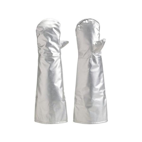 遮熱・耐熱手袋 ミトンロング TRUSCO TMT766FM-8539 トラスコ