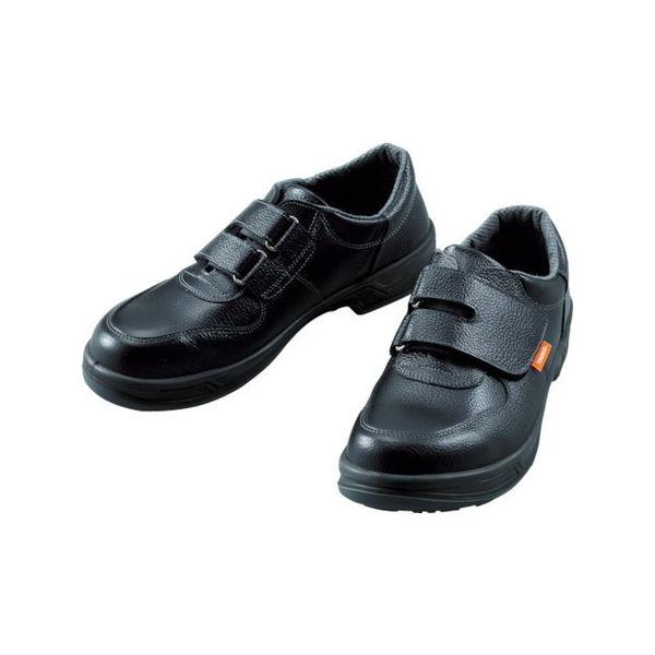 安全靴 短靴マジック式 JIS規格品 27.5cm TRUSCO TRSS18A275-8539