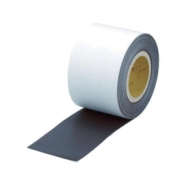 【全品P5倍~10倍】マグネットロール 糊付 t0.6mmX巾50mmX20m TRUSCO TMGN065020-8037