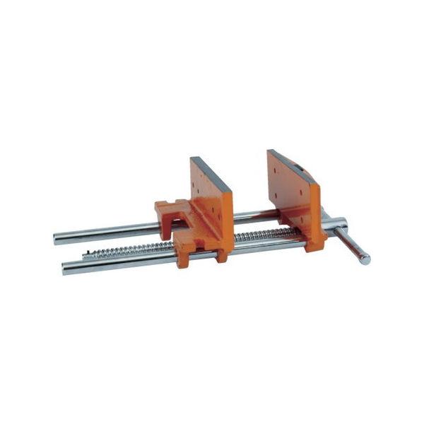 【全品P5倍~10倍】TRUSCO 木工用バイス 台下型 幅180mm TMVD180