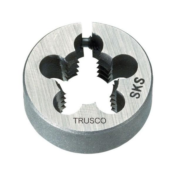 【全品P5倍~10倍】TRUSCO 管用平行ダイス SKS 75径 11/2PS11 TKD75PS11211