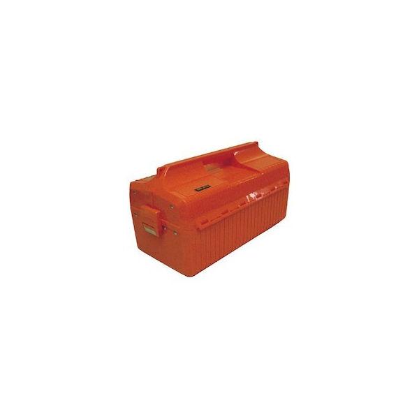 メンテナンスBOX オレンジ TRUSCO GS410-4600 トラスコ